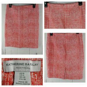 🌴3/$20 Katherine Barclay Montreal Pencil Skirt